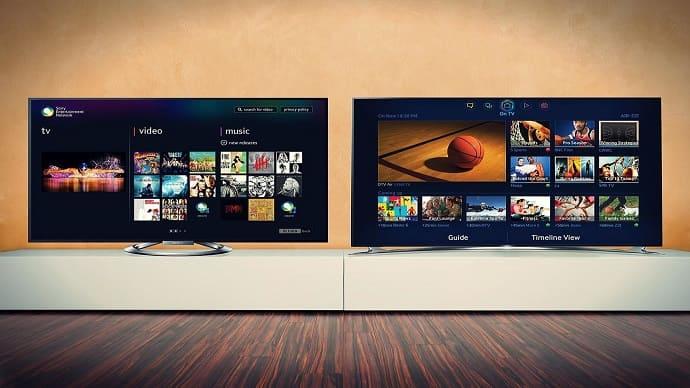 Sony vs samsung akıllı televizyon smart tv hangisi karşılaştırma tavsiye yorum nasıl